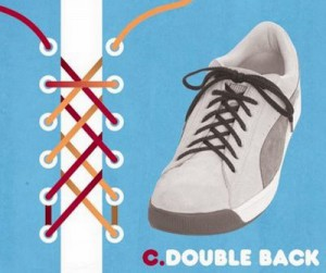 你会系鞋带吗?教你15种系带方法 快来学学吧