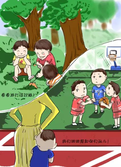 10幅画告诉家长,孩子不是一张白纸而是一颗种子