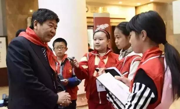 张志勇:学会做人是第一位的