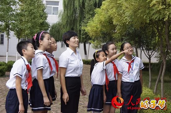 代吉娥:在阳光的路上追寻教育的芬芳