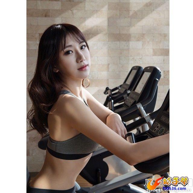 韩国最美体育老师走红